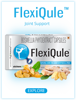 FlexiquleTM The Natural, Clinically Tested Treatment for Chronic Joint Stiffness & Pain