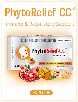 PhytoRelief-CC® The Effective Clinically Tested Defence Against Flu & Cold Virus