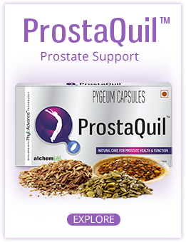 ProstaQuilTM Natural Care for Man