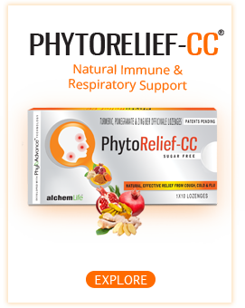 AlchemLife-PhytoRelief CC- Product pack image