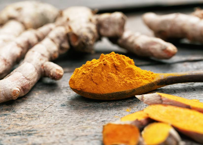 Turmeric for cold and cough relief