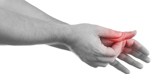 joint pain in fingers and shoulders