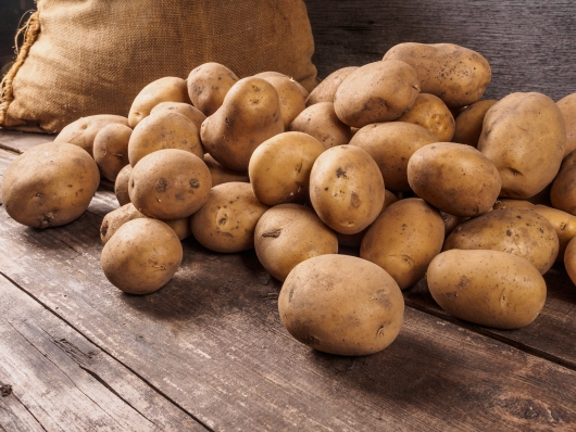 Potato for Instant Constipation Relief
