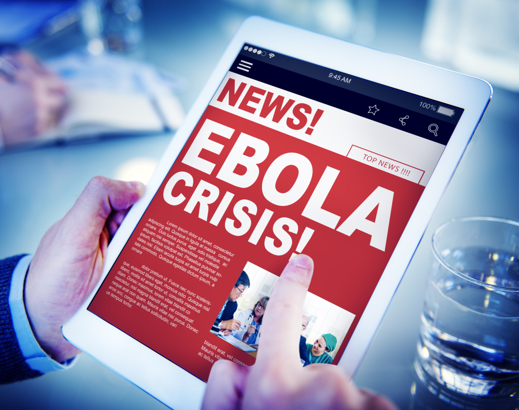 Ebola Virus Disease treatment Vaccine could be the game changer in the DAR Outbreak