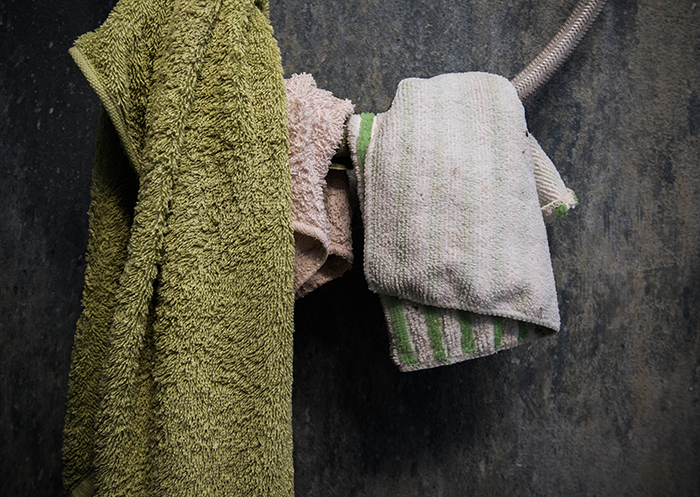 Did you know the most germ-ridden area in your home are bathroom and kitchen towels?
