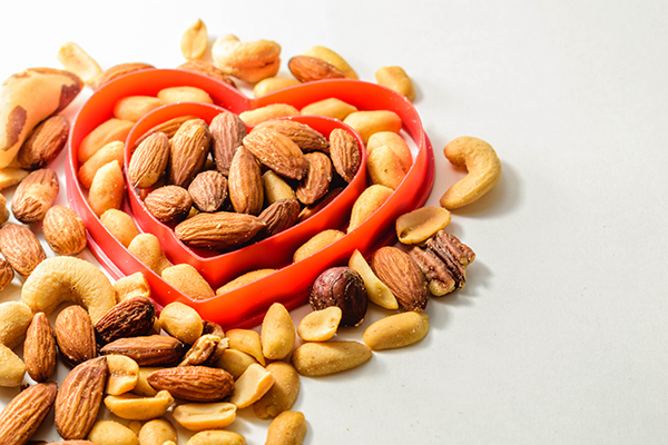 Benefits of high protein nuts