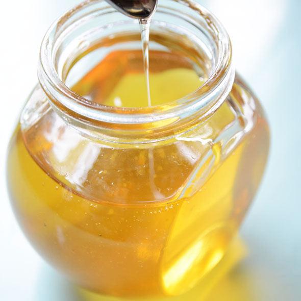 Honey for throat pain