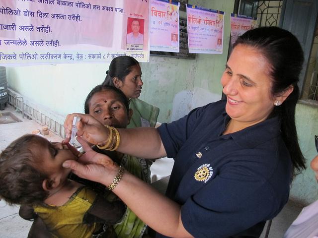 Hepatitis B immunization of babies shows an upward trend