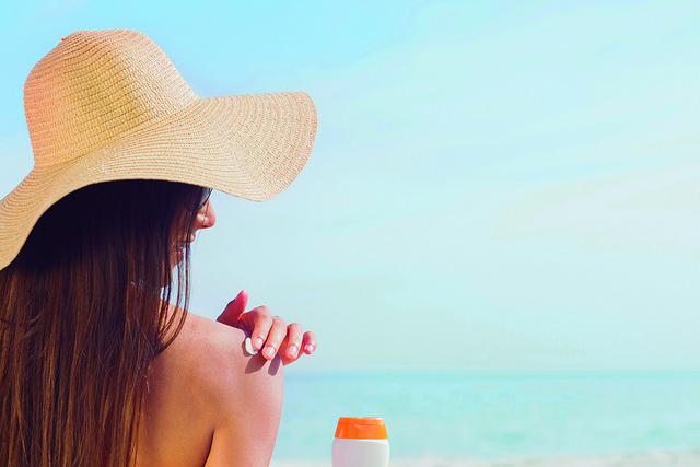 New research warns of sunscreen health risks