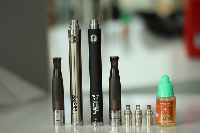 E-cigarettes additives increase inflammation, impair lung function