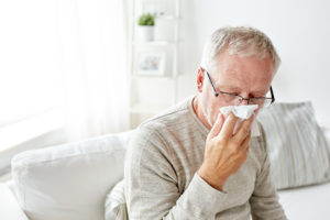 Influenza Symptoms over 65 – Give Yourself A Fighting Chance!