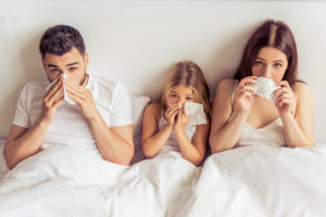 Common Cold or the Flu? Know How To Know!