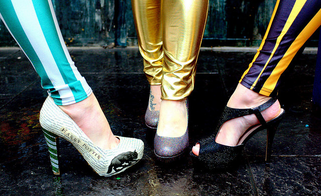 Fashionistas! High heels Can Cause Major Joint Problems