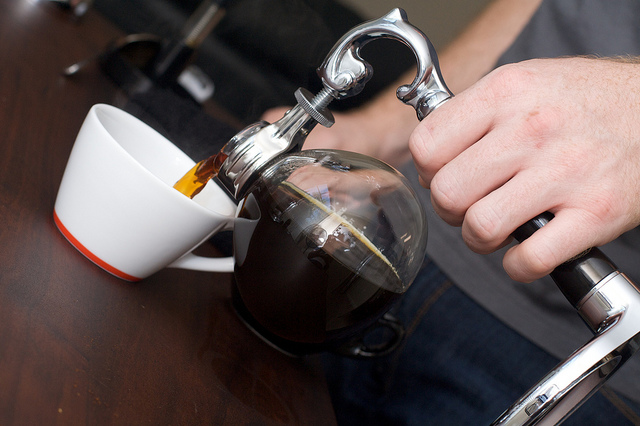 Switch over to hot-brew coffee; is healthier & has higher levels of antioxidants