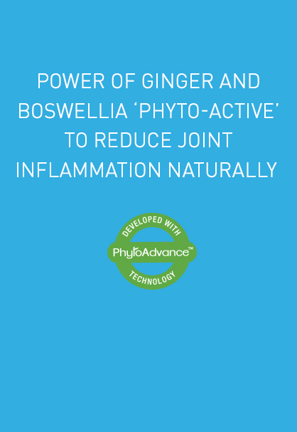 reduce joint inflammation naturally