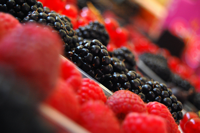 Microbial metabolite from berries may help address bowel disease