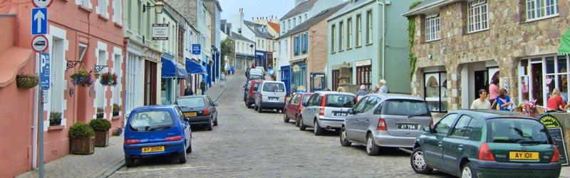 Alderney news street