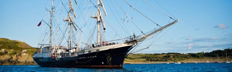 Alderney news boat