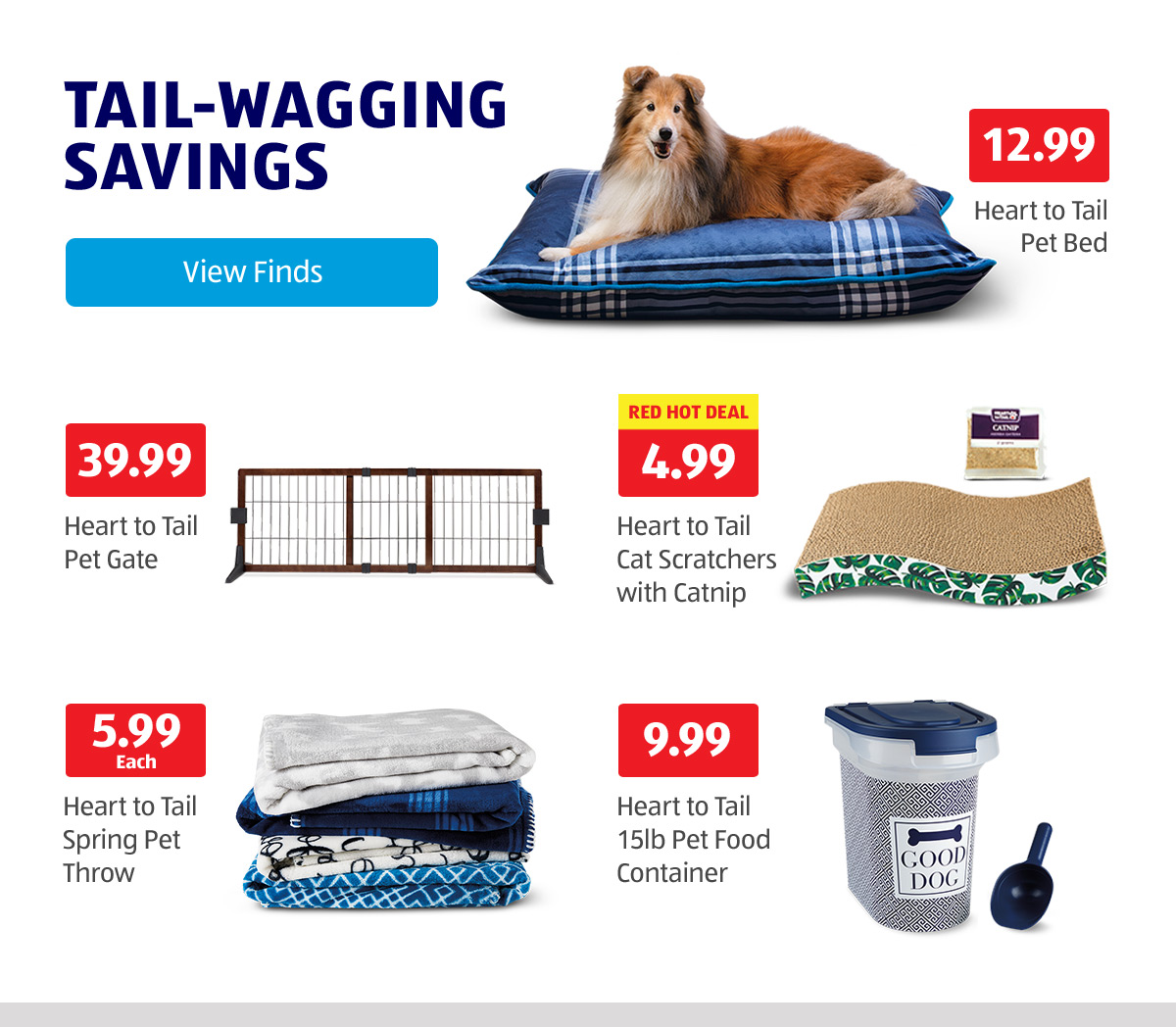 Aldi Ready For Mouth Watering And Tail Wagging Savings At Aldi
