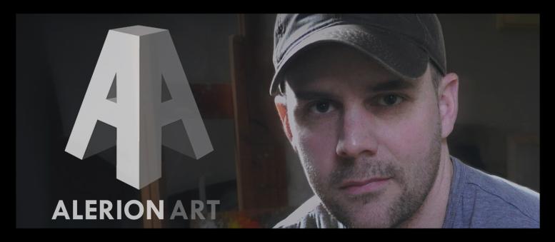 Scott Waddell Alerion Art