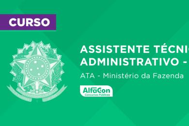 Assistente Técnico Administrativo – ATA MF
