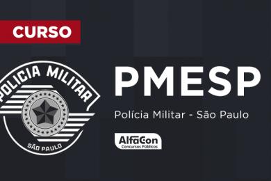 PMESP – Polícia Militar do Estado de São Paulo
