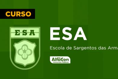 ESA – Escola de Sargentos das Armas