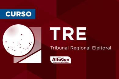 TRE – Tribunal Regional Eleitoral