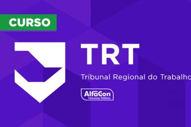 TRT – Tribunal Regional do Trabalho