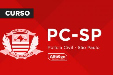 PC SP – Polícia Civil do Estado de São Paulo