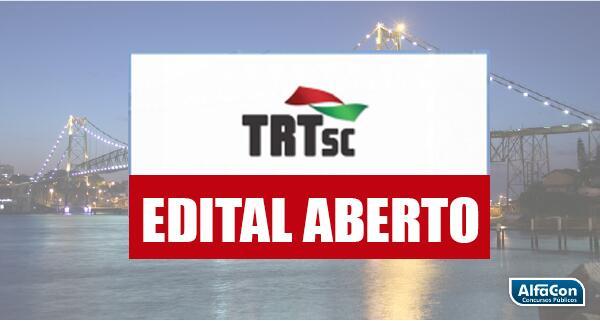 concurso TRT-SC