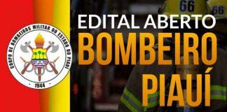Concurso BOMBEIRO PI