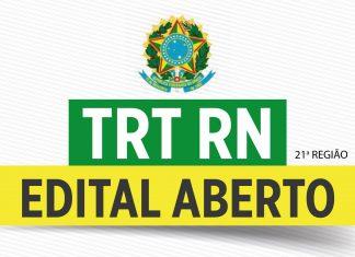 Concurso TRT RN
