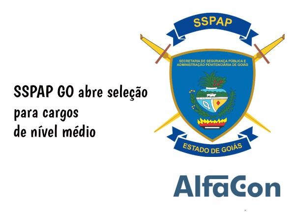 Concurso SSPAP GO