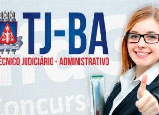 Concurso TJ BA