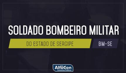 Concurso Bombeiro Sergipe