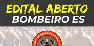 Concurso Bombeiro ES