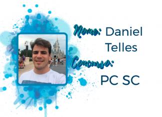 Aprovado Daniel Telles