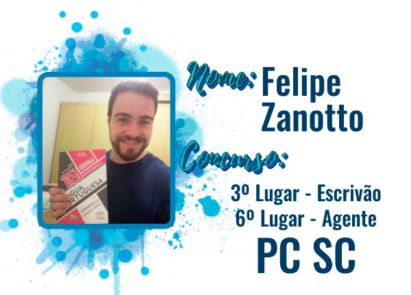 Aprovado Felipe Zanotto