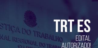 Concurso TRT ES