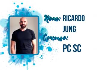 Aprovado Ricardo Jung