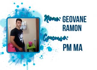 Aprovado Geovane Ramon