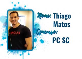 Aprovado Thiago Matos