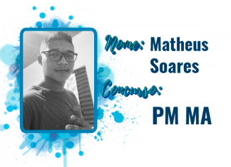 Aprovado Matheus Soares