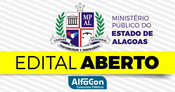 Concurso MP AL