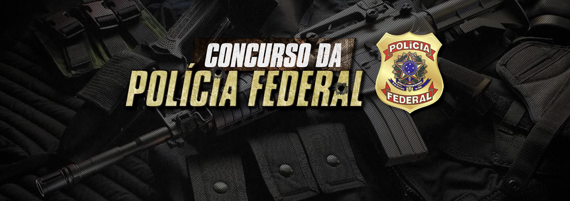 Concurso Da Policia Federal Saiba Tudo Sobre A Pf