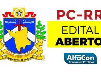 Concurso PC RR