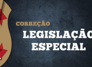 Gabarito Extraoficial Polícia Federal 2018 - Comentários de Legislação Especial