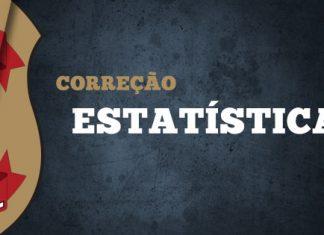Gabarito Extraoficial Polícia Federal 2018 - Comentários de Estatística