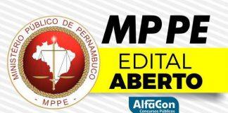 Concurso MP PE